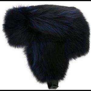Moncler Genuine Fur Trapper Hat
